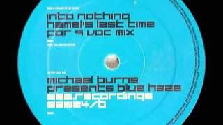 MICHAEL BURNS - INTO NOTHING (HAMEL
