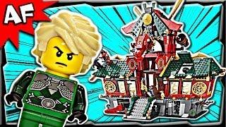 lego ninjago battle for ninjago city 70728 stop motion set review