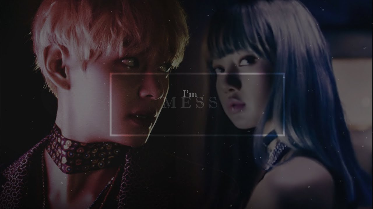 TAELICE | Taehyung X Lisa | SEE IT {Taehyung & BP Lisa fmv