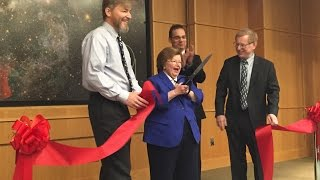Mikulski Continues Fight for Space Science and Discovery Jobs at Space Telescope Science Institute