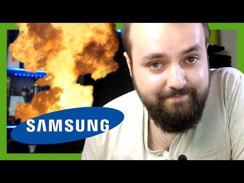 Samsung Note 7 je skutečná bomba. Kde se stala chyba? #samsunggate