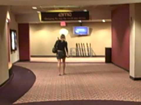 A Spy At The Movie AMC Movie Threater At W 42nd Street, March 19, It Came In And Sat Quietly