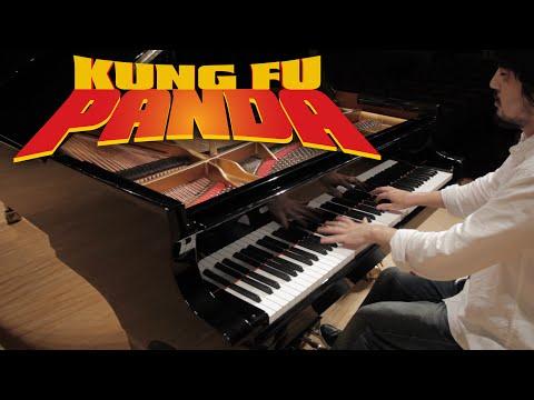 Kung Fu Panda - Oogway Ascends - Piano Solo Virtuoso | Léiki Uëda