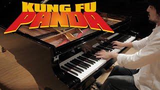 Kung Fu Panda 3 - Oogway Ascends - Piano Solo Virtuoso | Léiki Uëda