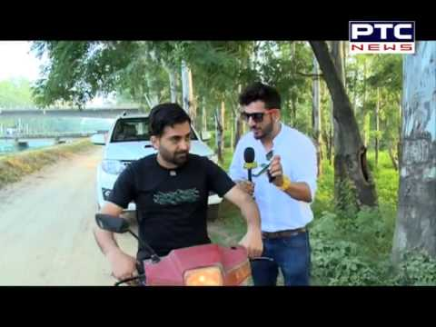 Making of 1100 Mobile- Sharry Maan New song 2015
