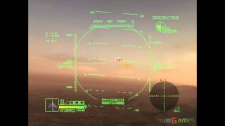 AirForce Delta Storm - Gameplay Xbox HD 720P