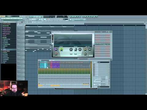 FL Studio Basics 48: Sidechain Organization (with example mix)