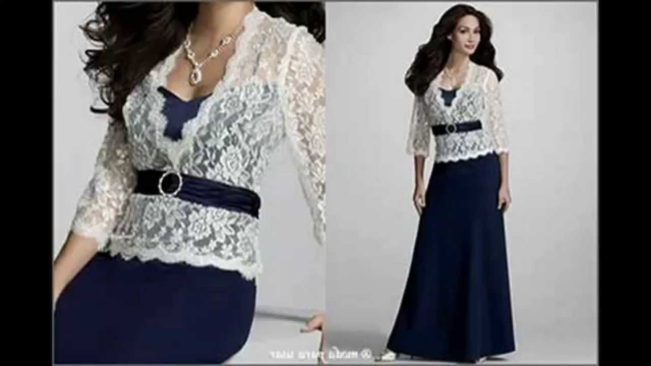 b4cbe2e36 Vestidos Longos da Moda Evangélica Feminina - YouTube