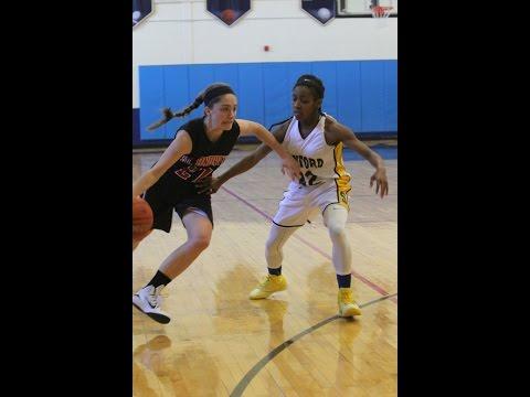 Girls' Basketball vs. Ursuline