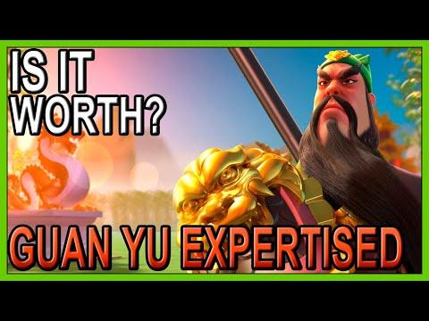 Guan Yu Expertise