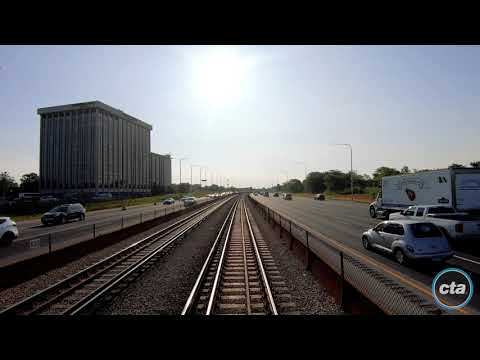 CTA's Ride The Rails: Blue Line To Forest Park Real-time (2019)