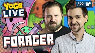 FORAGER w/ Lewis & Turps! - 18/04/19