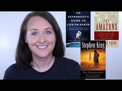 Weekend Reads July 16 | Scifi/Horror + Non-fiction