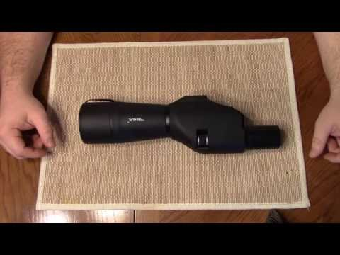 BSA Zoom Spotting Scope - A Value Buy? - LowlySteward