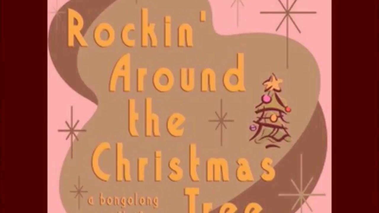 Rockin around the Christmas tree (Lyrics) - YouTube