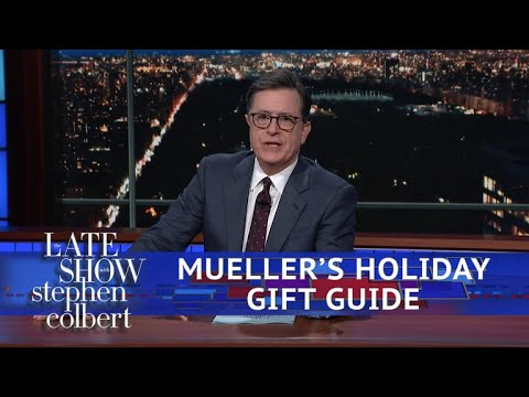 Download Youtube: One Week Older, Mueller's Holiday Gift Guide