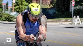Kris Battles a Half-Ironman | Week 15 | Kris Gethin