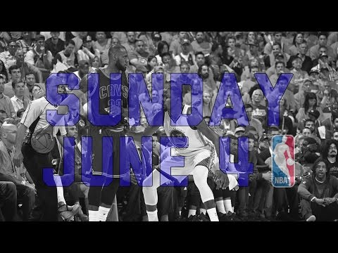 NBA Daily Show: June 4 - The Starters