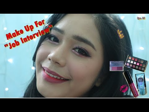"""job-interview""-make-up-tutorial"