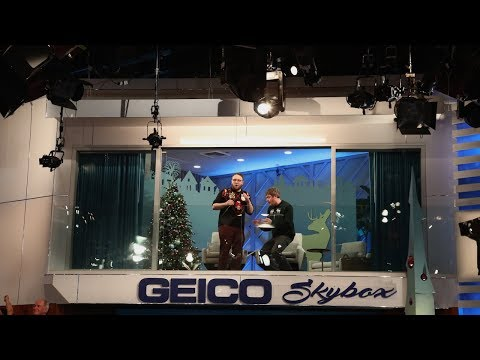 Download Youtube: Rapping Brothers Show Off Their Skills in the GEICO Skybox