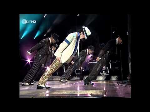 Michael Jackson - Smooth Criminal Munich 1997 - Greek subtitles
