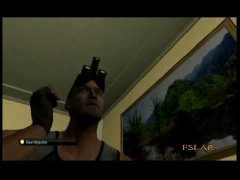 Splinter Cell: Double Agent - Cozumel, Cruise Ship - Part 1