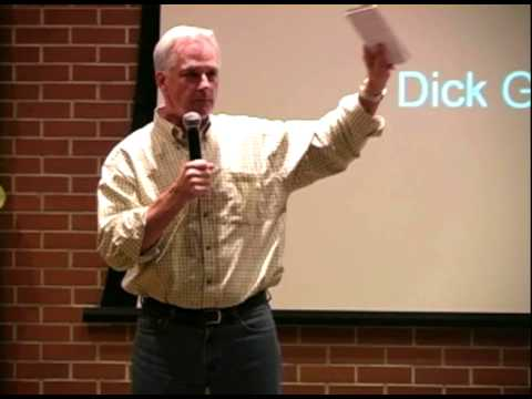 TEDxNCSU - Dick Gordon - The Story