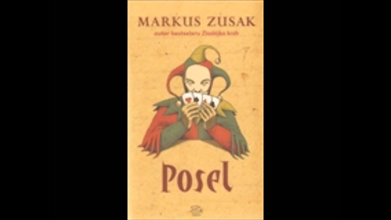 Kniha Posel (Markus Zusak)