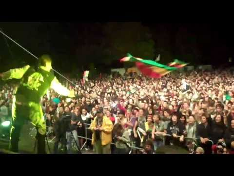 Panjabi MC -[ BALLE BALLE ]- Live show in Slovakia. [ HD ]