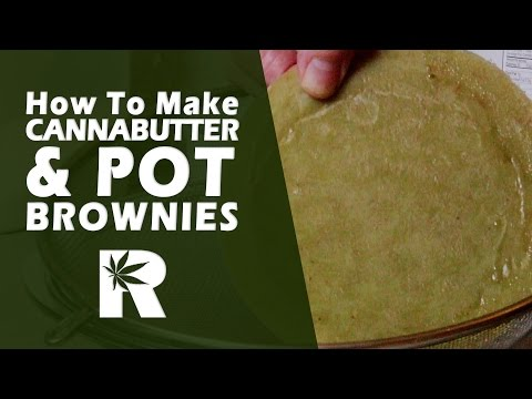 how-to-make-cannabutter-&-pot-brownies---cooking-with-marijuana-#19