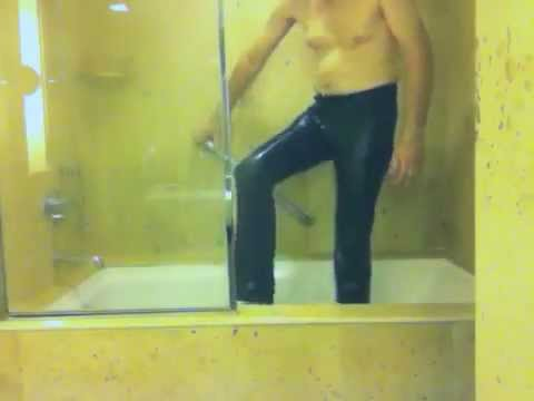 Onbody Wet Shrinking Of 501 Stf Tight Levi S Jeans Youtube