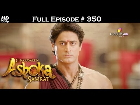 Chakravartin Ashoka Samrat - 1st June 2016 - चक्रवर्तिन अशोक सम्राट - Full Episode