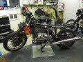 1983 BMW R100RS Remove Electrical Wiring & Components