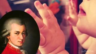 嬰兒莫扎特音樂促進寶寶智力發育