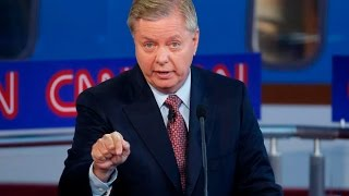 Lindsey Graham: Shoot Down Russian Planes In Syria