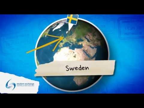 SWEDEN - High School Exchange - Destination Video