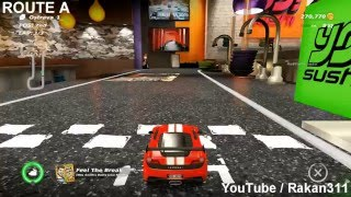 Table Top Racing: World Tour - Yo Sushi - All Coins Location