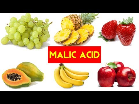 6 Amazing Fruits Rich In Malic Acid| Fruits That Have the Highest Concentration of Malic acid