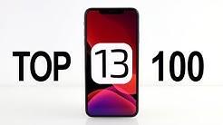 iOS 13 - Was ist neu? | TOP 100 Highlights