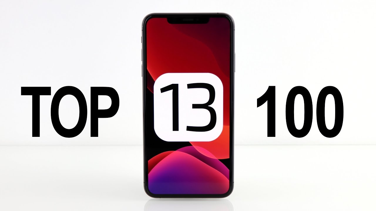 iOS 13 - Was ist neu? | TOP 100 Highlights