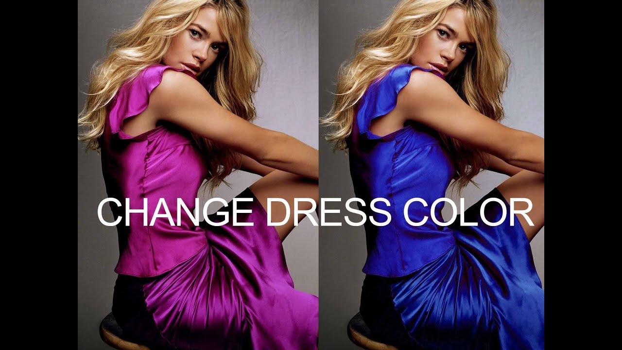Photoshop High Class Dress