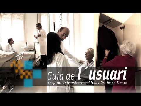 Acollida als pacients de l'Hospital Josep Trueta de Girona