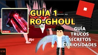 Ro-Ghoul, How to Climb Fast Level and Beat High Rank Easy, Roblox English Guide Tutorial 1