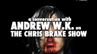 Andrew WK addresses Gathering of the Juggalos, Lobsterfest, Pranking the Police