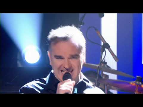 Morrissey All You Need Is Me Live In Jools Holland