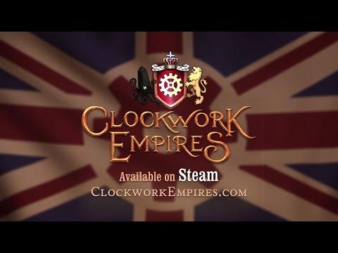 Clockwork Empires: 2016 October Launch Trailer