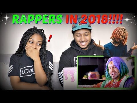 """Smosh """"RAPPERS IN 2018"""" REACTION!!!"""