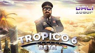 Tropico 6 Beta - All Tutorials pc gameplay