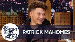 1cd2ed6175f4ac Interviews. Patrick Mahomes II ...