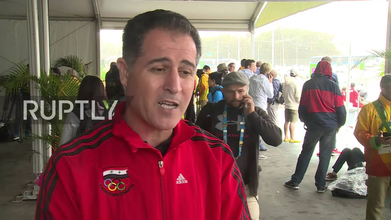 Brazil: Head of Syrian Delegation to Olympics discusses refugee athletes